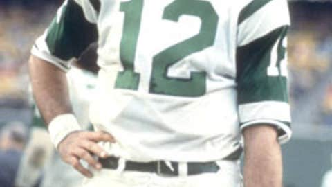 Joe Namath (1965-77)