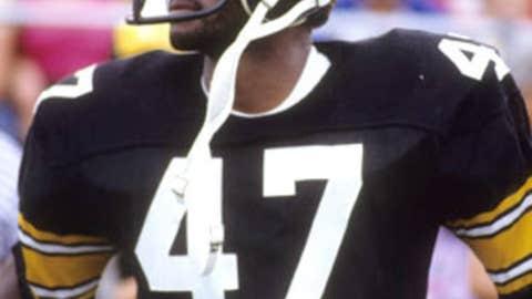 CB: Mel Blount, Steelers