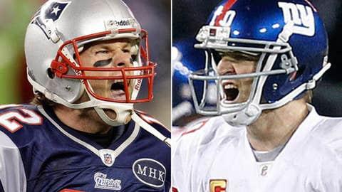 Eli Manning/Tom Brady
