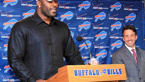 Bills Sign Mario Williams