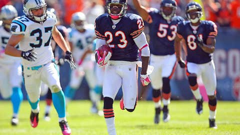 Saw it coming: Devin Hester
