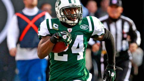 Out of nowhere: Darrelle Revis