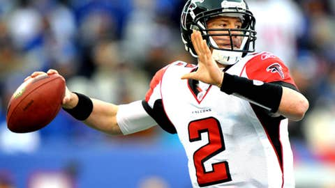 Out of nowhere: Matt Ryan