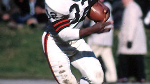 No. 6 – Jim Brown
