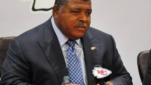 Chiefs: 7-9 in 2011; 11th pick