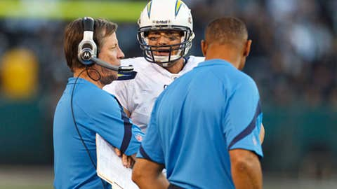 Chargers: 8-8 in 2011; 18th pick