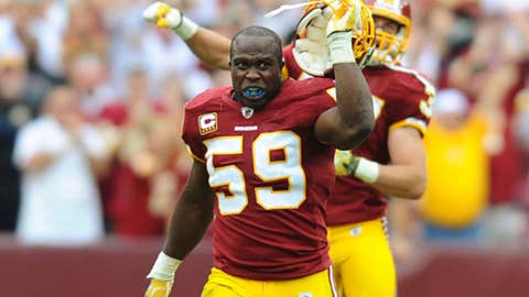 Redskins: 5-11 in 2011; 2nd pick