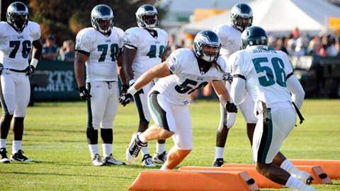 Eagles: 8-8 in 2011; 15th pick