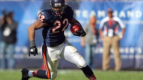 Bears: 8-8 in 2011; 19th pick