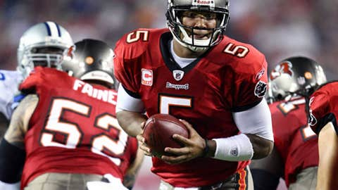 Buccaneers: 4-12 in 2011; 5th pick