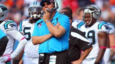 Panthers: 6-10 in 2011; 9th pick