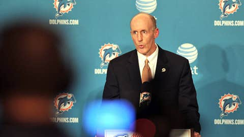 Dolphins: 6-10 in 2011; 8th pick
