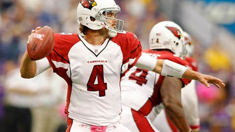 Cardinals: 8-8 in 2011; 13th pick