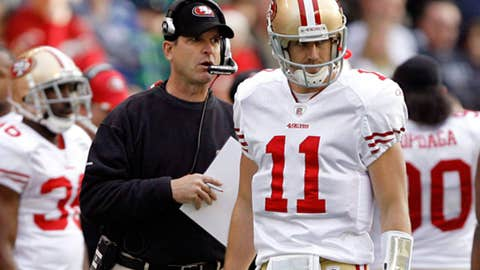 49ers: 13-3 in 2011; 30th pick in draft