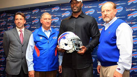 Bills: 6-10 in 2011; 10th pick