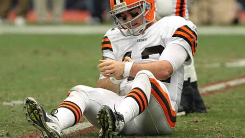 Browns: 4-12 in 2011; 4th, 22nd picks