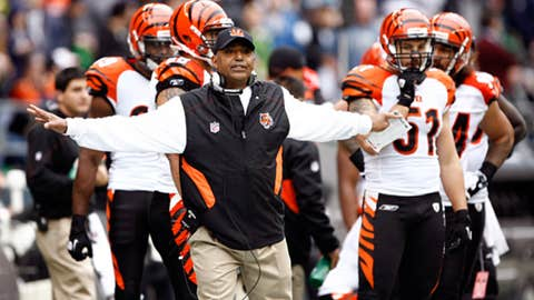 Bengals: 9-7 in 2011; 17th, 21st picks