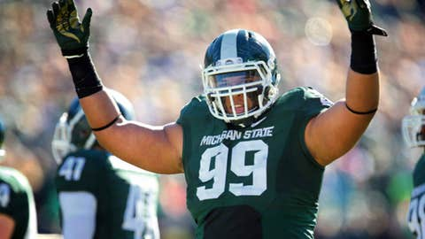 DT Jerel Worthy (Michigan State)