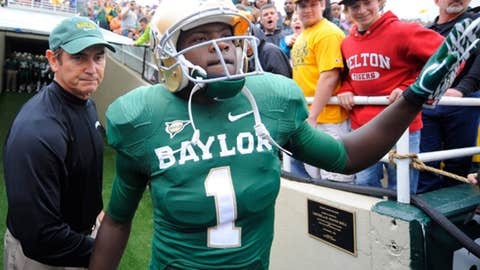 WR Kendall Wright (Baylor)