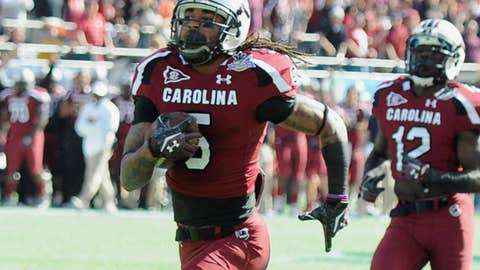CB Stephon Gilmore (South Carolina)