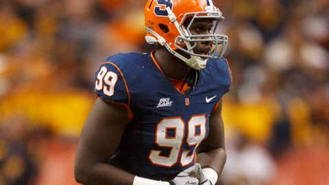 DE Chandler Jones (Syracuse)