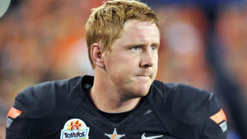 Winner: Brandon Weeden