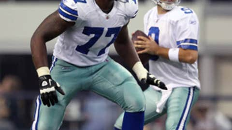 9. Tyron Smith, OT, Cowboys