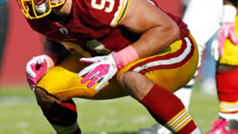 16. Ryan Kerrigan, LB, Redskins