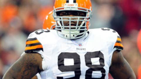 21. Phil Taylor, DT, Browns
