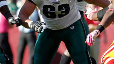 23. Danny Watkins, G, Eagles