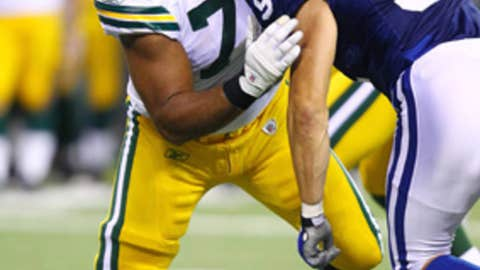 32. Derek Sherrod, OT, Packers