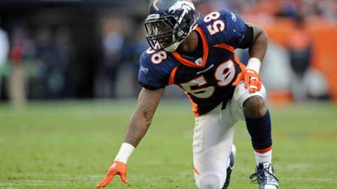 2. Von Miller, LB, Broncos