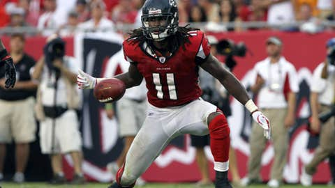 6. Julio Jones, WR, Falcons