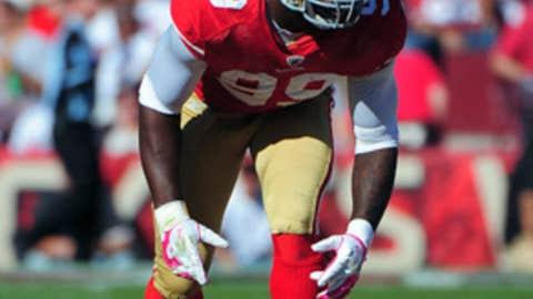 7. Aldon Smith, LB, 49ers