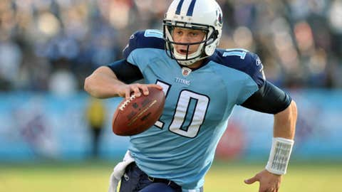 8. Jake Locker, QB, Titans