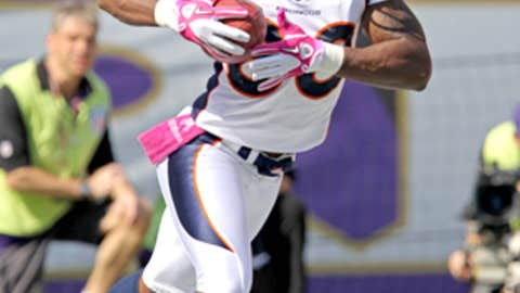 Denver: Demaryius Thomas, WR