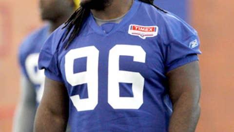 New York Giants: Marvin Austin, DE