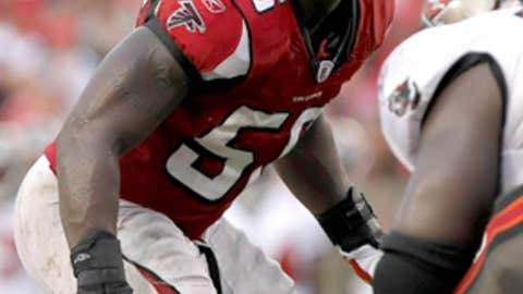 Atlanta: Sean Weatherspoon, LB