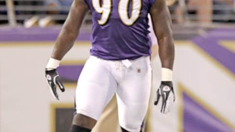 Baltimore: Pernell McPhee, LB