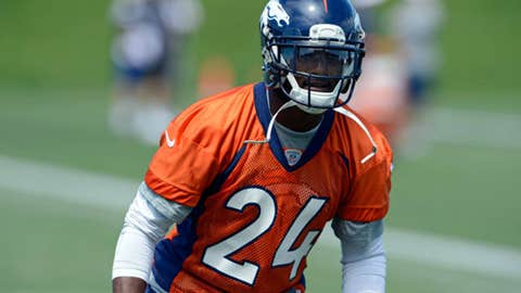 No. 55: Champ Bailey, CB, Broncos