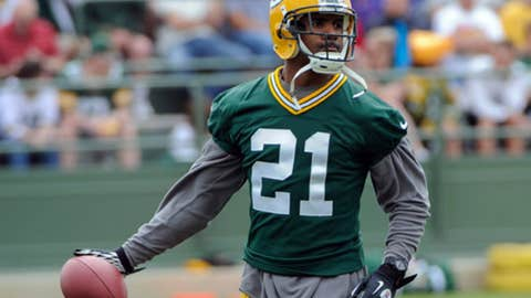 No. 77: Charles Woodson, CB, Packers