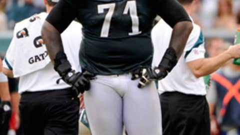 No. 74: Jason Peters, OT, Eagles
