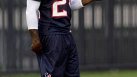No. 52: Johnathan Joseph, CB, Texans
