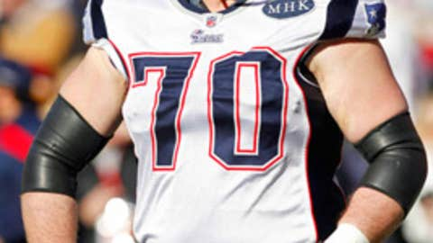 No. 69: Logan Mankins, G, Patriots