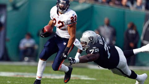 No. 89: Matt Forte, RB, Bears