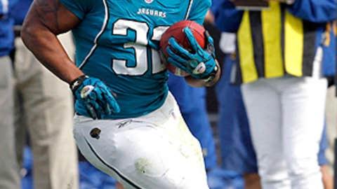 No. 25: Maurice Jones-Drew, RB, Jaguars