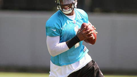 No. 28: Cam Newton, QB, Panthers