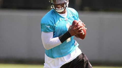 No. 28: Cam Newton, QB, Panthers