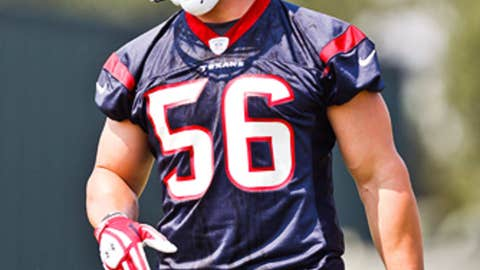 No. 31: Brian Cushing, LB, Texans