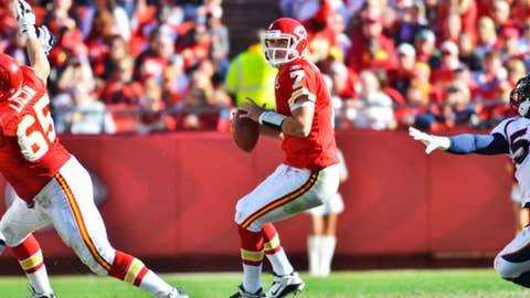 Matt Cassel, Chiefs